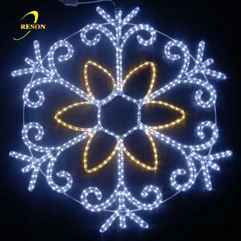 Party Dekoration Weihnachten Motiv 2d Drähte Led Lichtschlauch - Buy ...