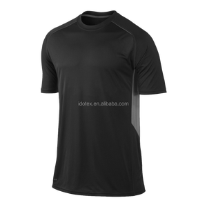 2018 wicking dry rapidly UV polyester dri-fit t-shirt