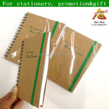 Custom Printed Recycled Jotters