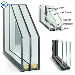 Factory Supply types of glazing sealed glass units online replacement insulated with Quality Assurance