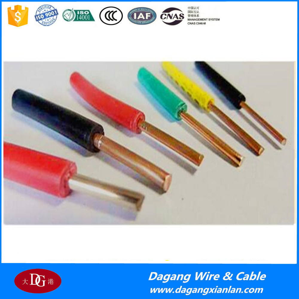 China supplier provide house wire electrical wire electrical house wiring