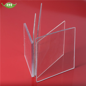 cheap hard plastic sheet polycarbonate solid sheet for sound proof partition wall