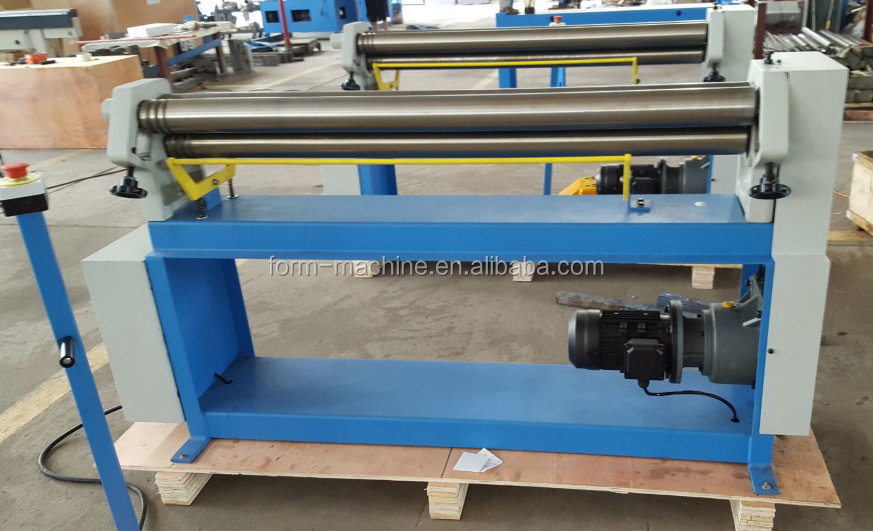 Slip Roll Sheet Metal Roller For Sale Roll Bending Machine