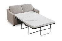 Popular Twin size hotel furniture sofa bed with mattress