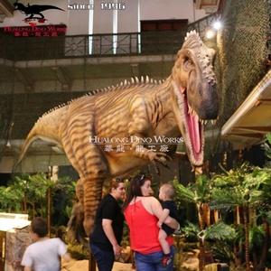National Dinosaur Museum Life-like Artificial Dinosaur King