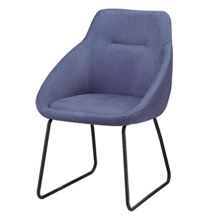 Venta al por mayor sillas de comedor modernas tapizadas-Compre ...