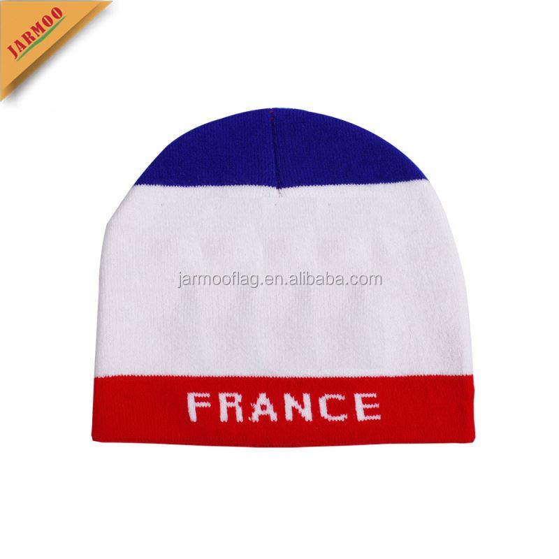 8eabfc6b131 Plain Knit Hat cap With Custom Labels