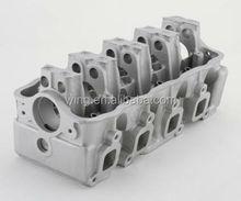 concrete block mold machines for manufacturing engine block