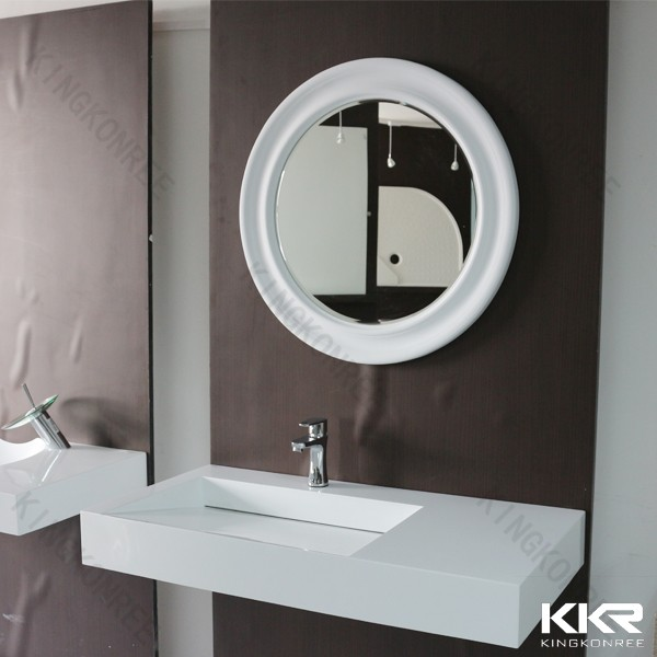Touch Screen Bathroom Mirror With
