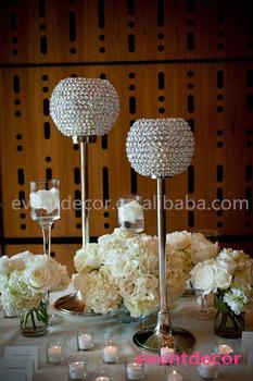Hot Candle Holder Tall Pillar For Wedding Centerpiece