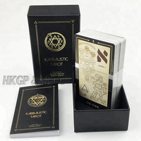 Full Color Printed Gold Foil Tarot Cards