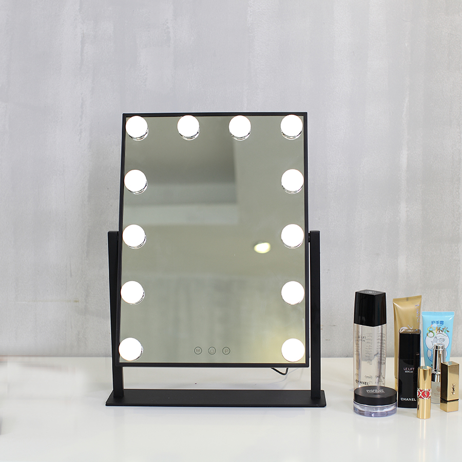 buy popular dfbc5 5bc83 Amazon Top Seller Lighting Dimmable Led Bulbs Wall Mount Hollywood Makeup  Dressing Table Mirror With Led Lights - Buy Led Mirror,Hollywood ...