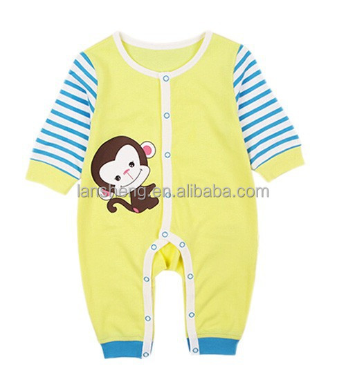 GOTS Organic Cotton Baby Romper Wholesale