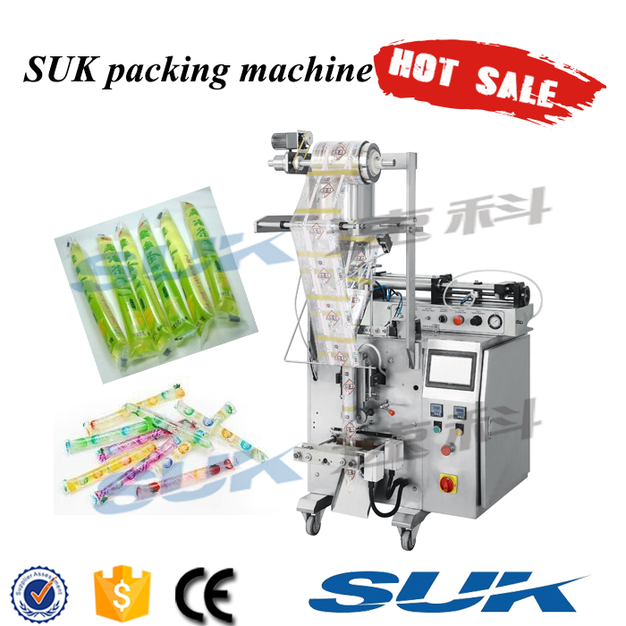 Hot sales small bag liquid/juice/sauce packing machine
