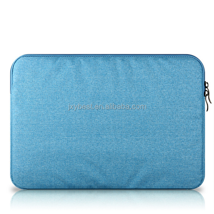 Laptop bag manufacturer custom nylon durable 13 inch laptop messenger bag with tablet sleeve case for macbook