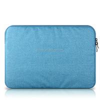 Laptop bag manufacturer custom nylon durable 13 inch laptop messenger bag with tablet sleeve case for macbook