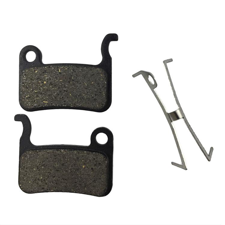 Bicycle Semi-metallic Disc Brake Pads For Shimano Xt Xtr M965 M966 M596  M800 M601 M665 Lx 585 M545 M535 R-505 S-500 - Buy Brake Pad,Bike Brake
