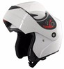 Double visors casco flip up motorcycle intercom bluetooth motorcycle helmet