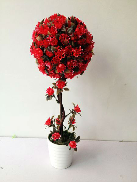 Buy cheap china yellow rose balls products find china yellow rose small bonsai home decoration rose flower ball mightylinksfo
