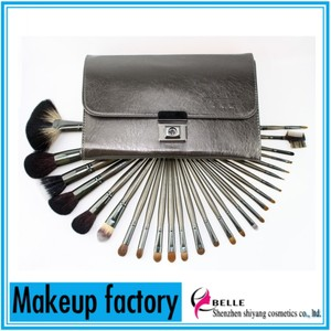 26Pcs animal Hair Makeup Brushes Professional Cosmetic Make Up Brush Set With Superior Quality