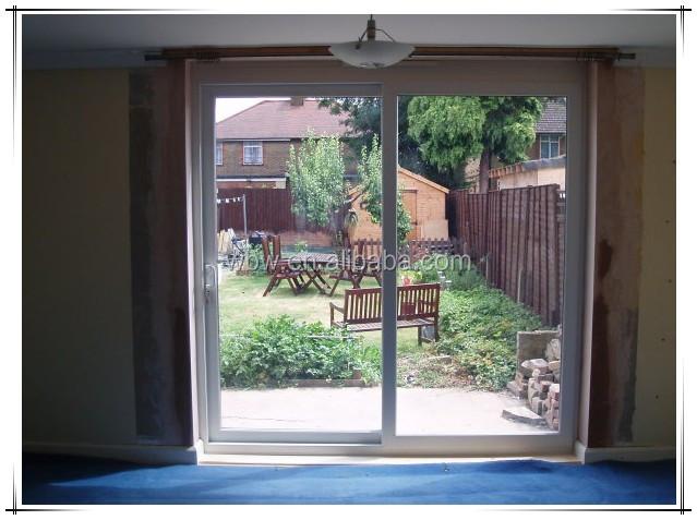 pvc puerta corredera de la terraza de fbrica venta directa de alta calidad buen precio