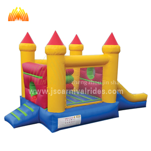 Happy castle inflatable with high quality and cheap price