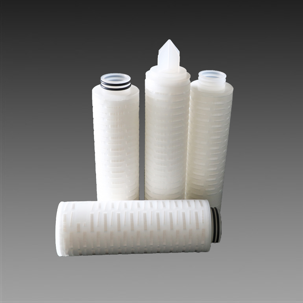 Top selling industrial high efficiency pp pleated 1 micron <strong>water</strong> filter for <strong>water</strong> <strong>treatment</strong>