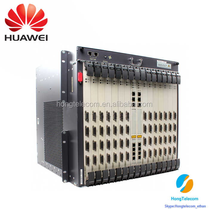 Communication Equipments Sporting Hua Wei 19 Inch Ma5680t Opitcal Line Terminal Device With X2cs 100% Guarantee Cellphones & Telecommunications