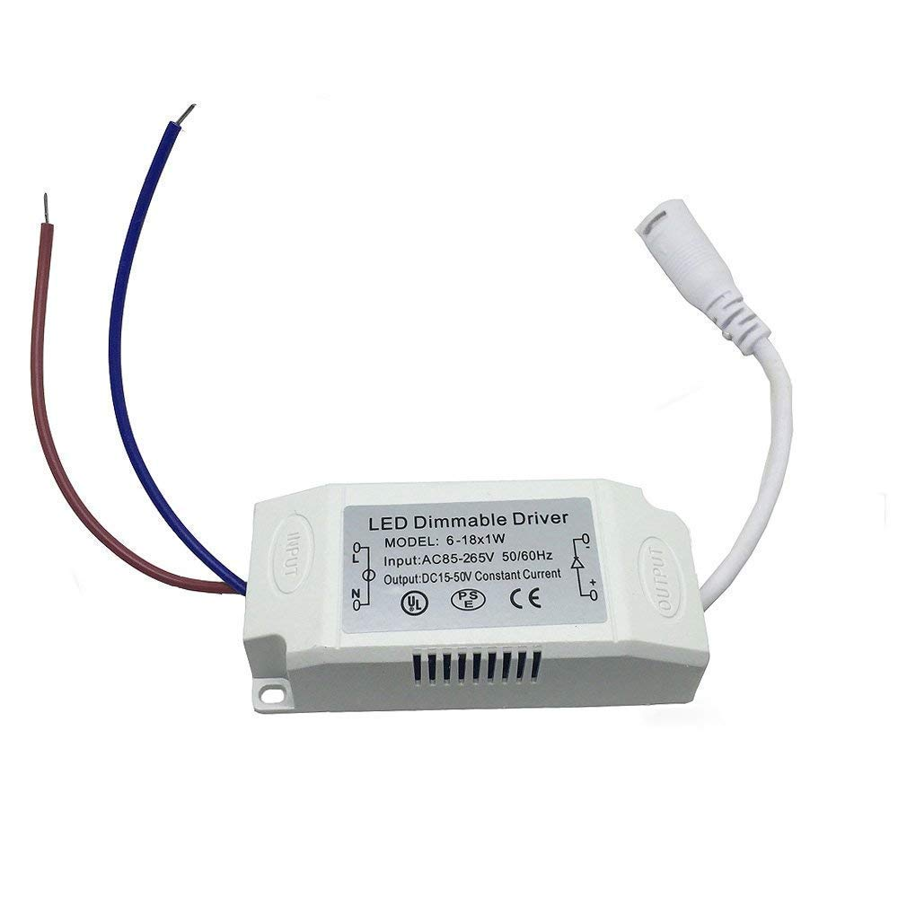 cheap led power 18w supply, find led power 18w supply deals on lineget quotations · bsod led driver transformer power (6 18) w led constant current driver ac85