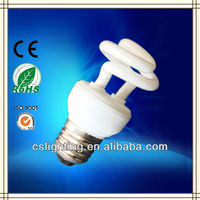 Half spiral T2 1.5T energy saving lamp
