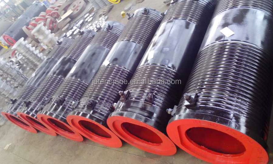 high quality steel crane cable drum for sale