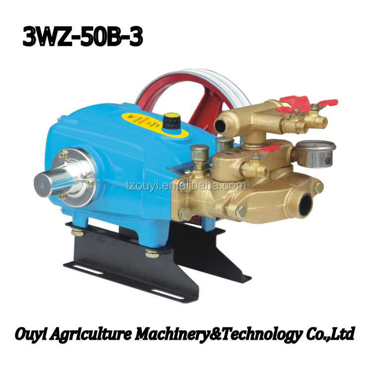 China Supplier Taizhou Ouyi 3wz-50b3 Agriculture Power Sprayer Htp ...