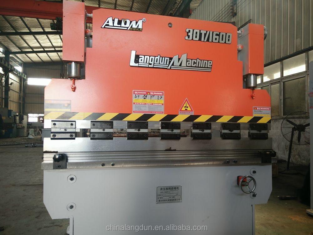 מעולה איכות גבוהה משמש מכונות כיפוף פחשל יצרן משמש מכונות כיפוף פח ב EG-33