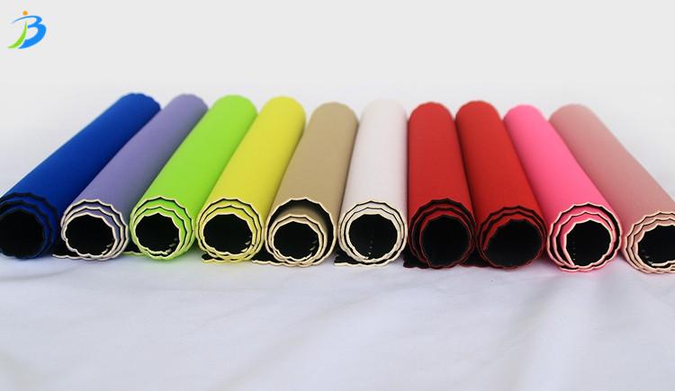 Jianbo Neoprene Fabric Wholesale 1mm to 20mm Thickness Customized Neoprene Fabric