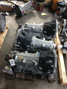 German 3 5 7 SERIES auto transmission gearbox