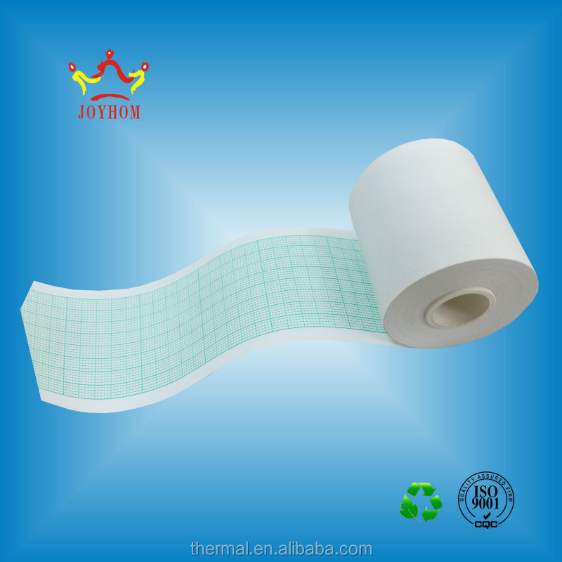 one channel thermal ECG paper rolls 50mm*30m