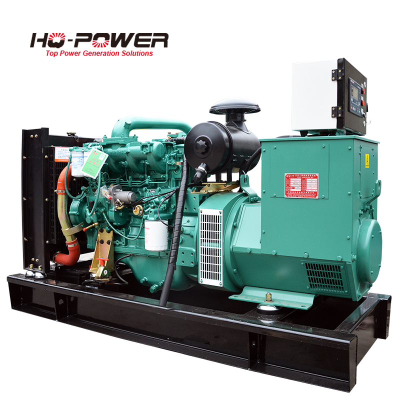 CE approval three phase diesel generator 60 kva with china engine