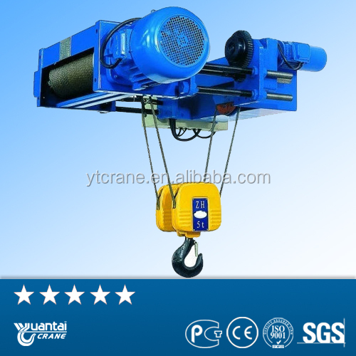 small and cheap popular wire rope electric small ceiling hoist system help you to lift heavy thing