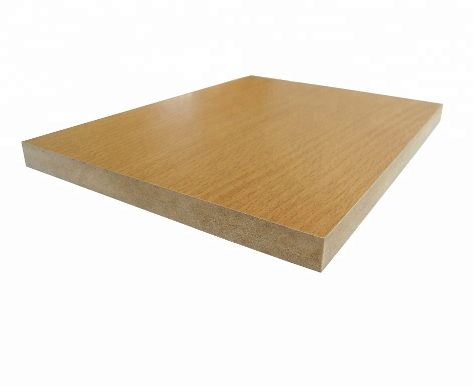 chinese High quality and cheap melamine <strong>mdf</strong> for furniture and decoration