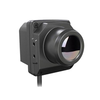Vehicle mounted mini hidden infrared thermal imaging camera