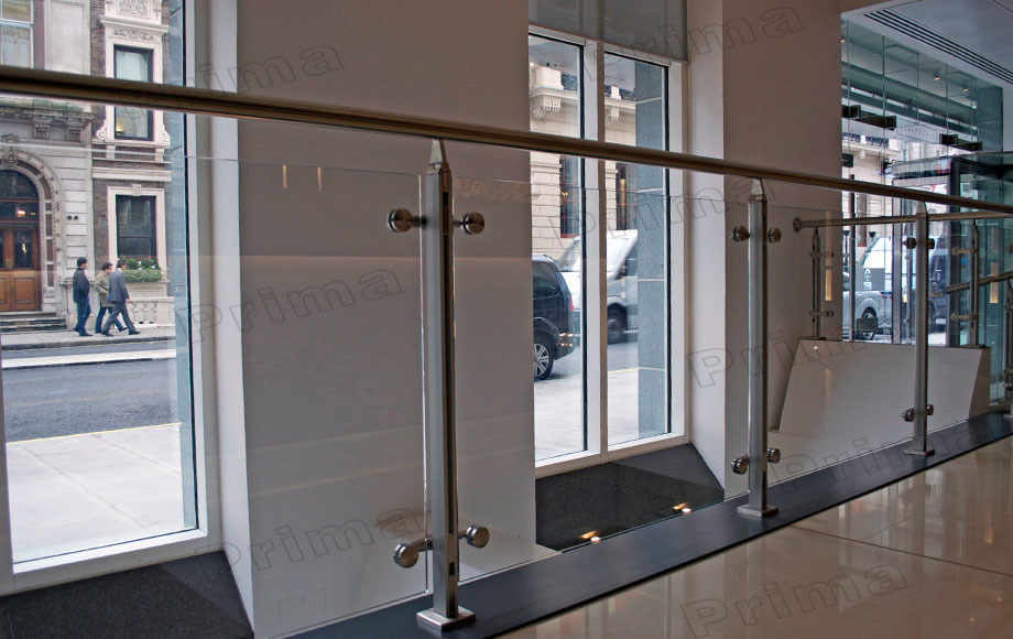 glass and metal railing Exterior Steel Glass Balcony Railing Glass Baluster Post Buy Glass Baluster PostStair PostsOrnamental Indoor Metal Railings Product On Alibabacom