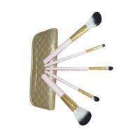 superior quality 5 make up brushes set
