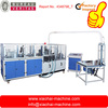 HAS VIDEO ZB-G16 high speed Paper Cup Making Machine can make both single and double PE coated paper cups for coffee or drinks