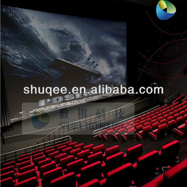 Good quality best investment 9d theater equipment hot sale