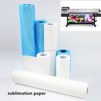 T-shirt heat transfer printing paper for sublimation printer machine