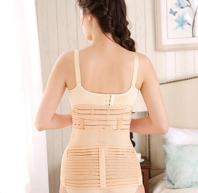 Pregnancy Support Belt Relieves Postpartum Abdomina band elastic belly band