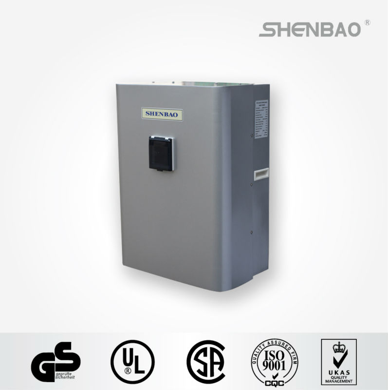 shenbao DC inverter compressor heat pump fan coil cooling +space heating