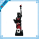 High quality black resin statue of liberty figurine for souvenir