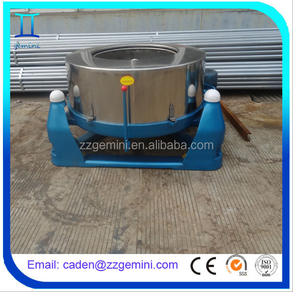 industrial centrifuge price /mini spin dryer of laundry machine manufacturing