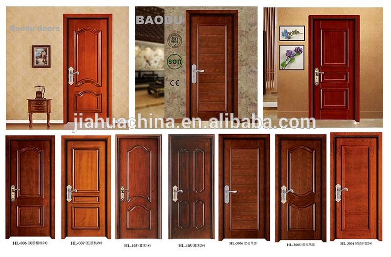 Beautiful hot sale inside modern wood door designs teak for Office main door design